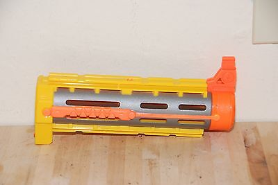 Nerf N-Strike Recon Barrel Extension Replacement Accessory Yellow