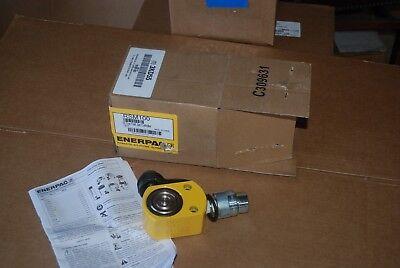 Enerpac Rsm-100 10 Ton Flat Pac Hydraulic Cylinder New