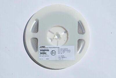 Avx Rf Microwave Capacitor 06035j1r0pbttr 0603 1pf 50v -.02pf 3kreel Rohs
