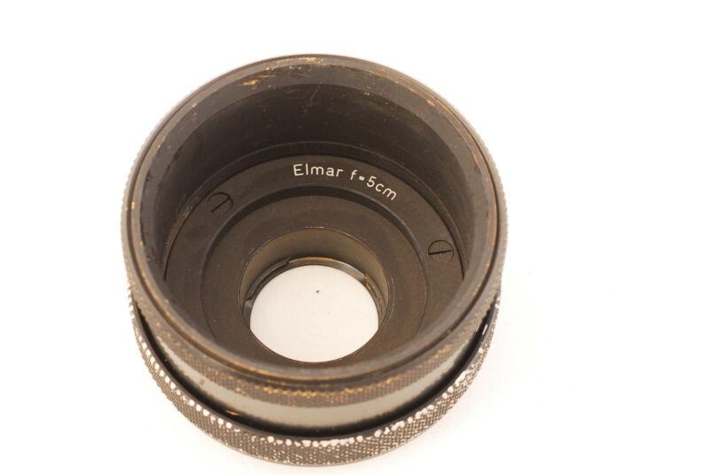 Leica Helical focusing mount #4068 ZOOXY for Elmar 5 cm lens