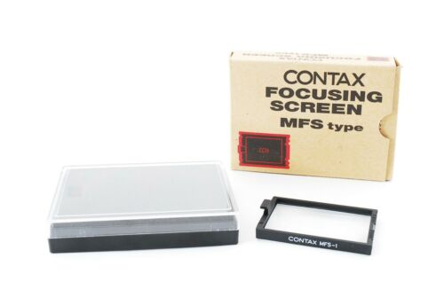 【Mint】Contax Focusing Screen MFS-1 for Contax 645 from JAPAN - 5295