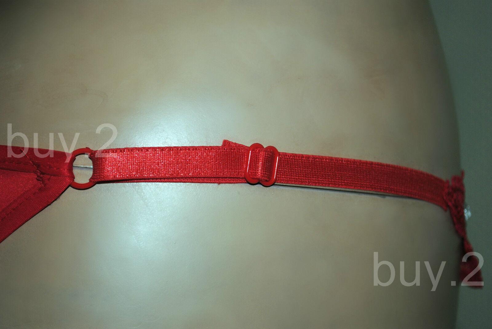 Bildschöner Spitzenstring, String – Tanga mit Schmuck Erotik Dessous @buy.2