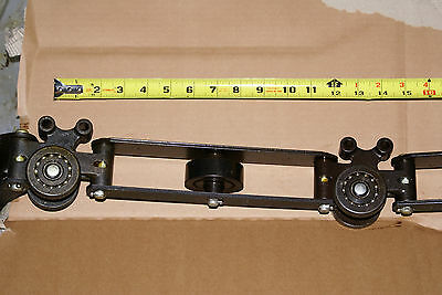 Stewart System Oven Conveyor Chain Roller Flex Proofer