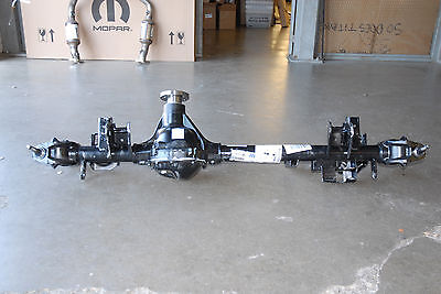 Jeep Front Differential (08-15 Jeep Wrangler JK front axle assembly 68035264AC Differential 3.73 Dana 30 )
