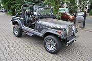Jeep CJ7 LAREDO 1. Hd Boris Becker TOP+ORIGINAL!!!