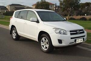 2009 Toyota RAV4 Auto AWD 4x4 mint Clearview Port Adelaide Area Preview