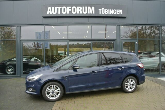 Ford S-Max 2,0TDCi Business PowerShift *SHZ*NAVI*