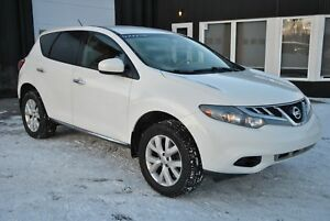2012 Nissan Murano DOUBLE DE CLEF - AWD A/C MAGS