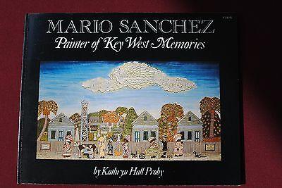Mario Sanchez   Painter Of Key West Memories