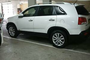 2011 Kia Sorento XM Platinum Wagon 7st 5dr Spts Auto 6sp 4WD 2.2 Cremorne North Sydney Area Preview