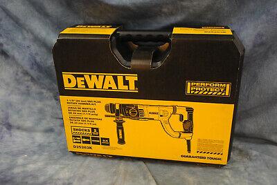 Dewalt D25263k 1-18 28 Mm Sds Plus Rotary Hammer Kit