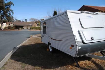 2006 Coromal 475 Excel Poptop Caravan Jerrabomberra Queanbeyan Area Preview