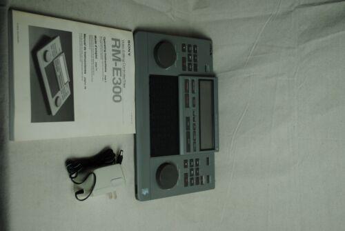 Sony RM-E300 Video Editing Controller/Titler