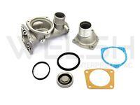 Jaguar Vanden Plas Engine Coolant Thermostat Housing AJ82217KIT URO