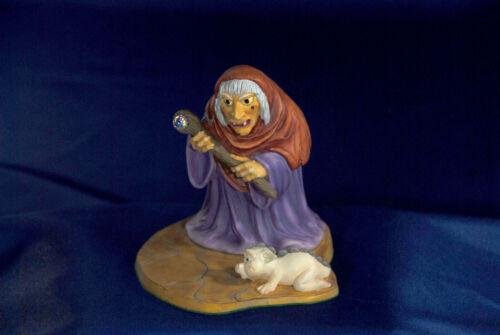 Vintage The World of Krystonia Panton with Crystal Figurine  Bahl