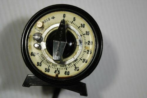Antique M H Rhodes Darkroom Timer USA Working