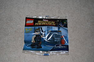 Lego-Hawkeye-30165-Nuevo-Set-Bolsa-De-Polietileno