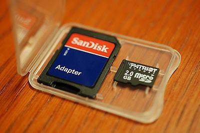 Карта памяти Kingston 2GB MICROSD CARD