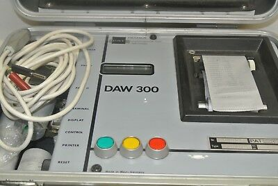 Pat Ettlingen Daw 3000 PC Mobile Weighting System Semi Truck Weighting Scale