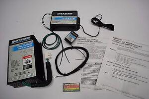 Quicksilver 60 amp Galvanic Isolator Kit 888557Q01 with Remote Monitor SW1