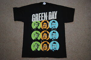 Green Day On The Dot T Shirt New Official Dookie Kerplunk