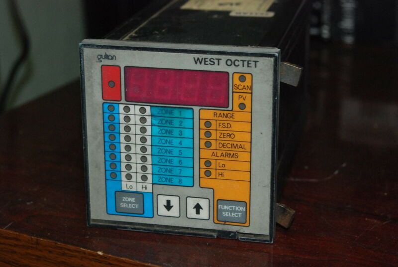 Gulton West Octet, Model M2082,  Contoller