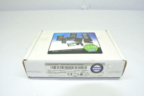 HID iCLASS multiCLASS RP40 Wall Switch Reader RP40N-6408-300