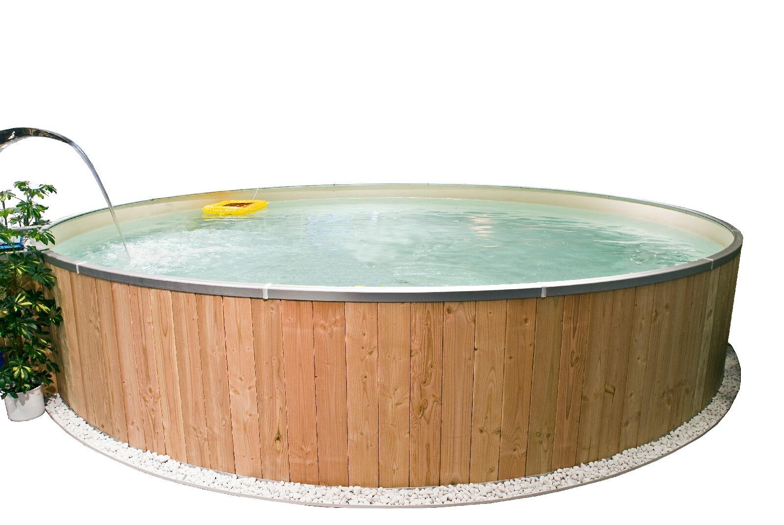 Bestway stahlwandpool set oval 39 hydrium 39 500x360x120 for Stahlwandpool rund steinoptik