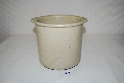 E1 Ancien récipient - pot en grés - BFK - Boch