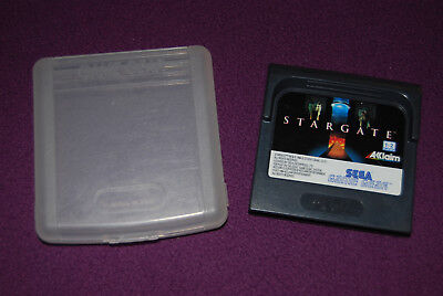 STARGATE - Probe Software/Acclaim - Jeu Réflexion Game Gear GG PAL usato  Spedire a Italy