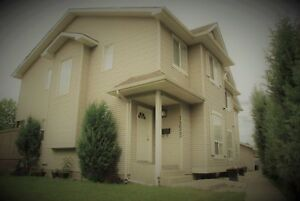 Fully Furnished 3 Bedroom Townhome on Stony Plain Road