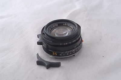Used, 2 x Leica M Camera Lens Focusing Handle for Summicron 35mm f/2.0 in Mint Cond. for sale  Shipping to India