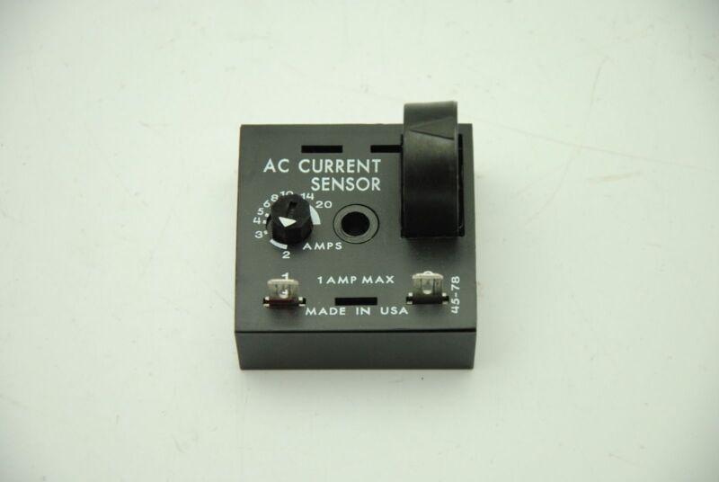 ABB TCSGAA, AC Current Transducer 2-20A 3-50VDC