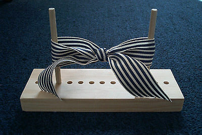 Handmade Bow Maker  Sale  Great For Scrapbooking Cardmaking Makes Various Sizes