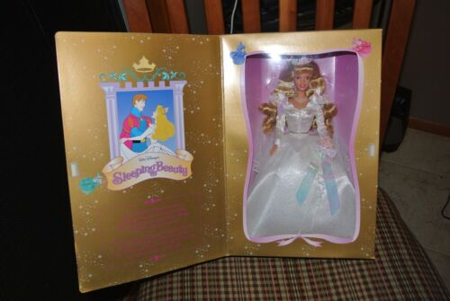 Disney Barbie Doll Wedding Sleeping Beauty 2nd in Series NRFB