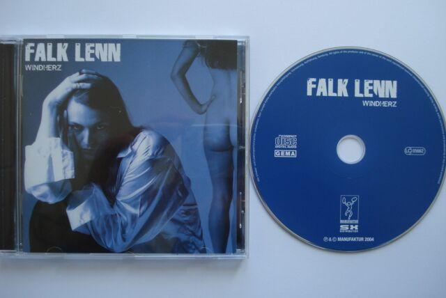 FALK LENN   __  WINDHERZ   __    10 Track PROMO CD   __   MEGA RAR !!!