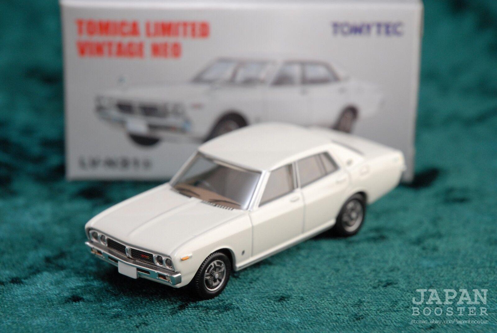 Tomica Limited Vintage Neo Lv N31b 1 64 Nissan Laurel 2000 Gx 6 White