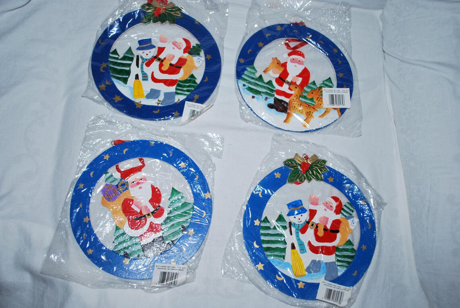 Bauernsilber Weihnachtsdeko.Weihnachten Weihnachtsdeko Weihnachtswandfensterbilder Neu Ovp Bware Feste Besondere Anlässe
