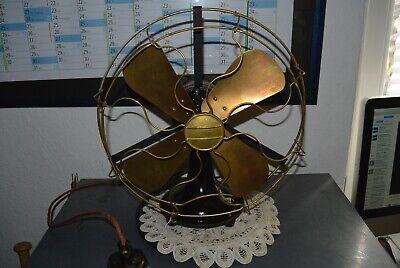 Alter AEG  Ventilator kein Peter Behrens Entwurf