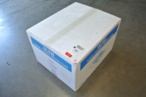 BOX OF 288 ULINE FOAM CORNERS S-6064 PACKAGING [WHSE]