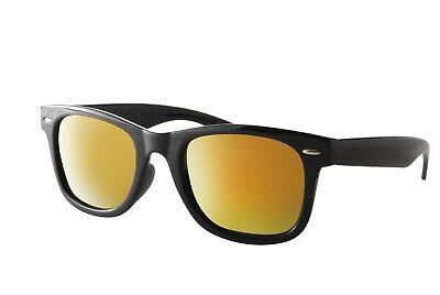 Scheinend Schwarz Polarisiert Gespiegelt Trendy Wayfare Sonnenbrille Billig
