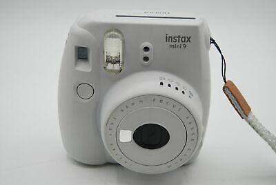 Fujifilm Instax Mini 9 - Flamingo Instant Film Camera Color Grey