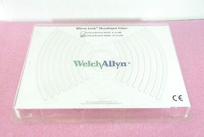 Welch Allyn Micro Link Headlight Fiber 90128 12ft 3.7m Gently Used
