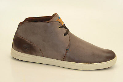 Timberland Fulk Profile Mid Gr. 41,5 US 8 Sneakers Herren Schnürschuhe A17RE