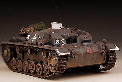 Award Winner Built Tamiya 1/35 StuG III B Assault Gun +PE +Interior for sale  Canada