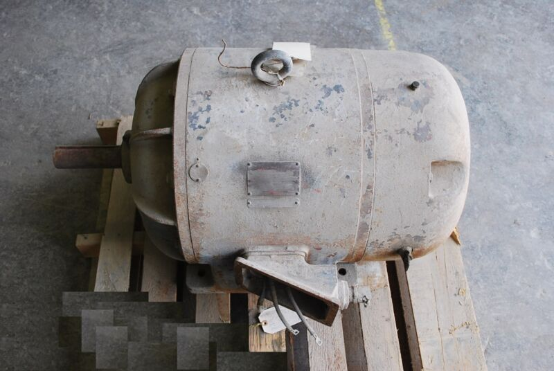 General Electric 5K1405CW1, HP:40, Rpm:1775, Frame:405 Motor - USED