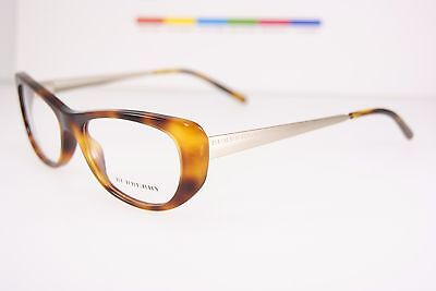 BURBERRY Rx EYEGLASSES 2168 3316 New Authentic FRAME 51-16-135 Italy