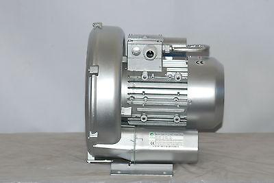 Regenerative Blower 2.0 Hp 103 Cfm 76h2o Max Press 220v 1ph Goorui 1d7 12 1r4