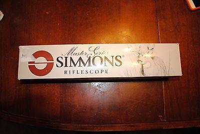 Simmons ProSport Rifle Scope 3-9X40 Truplex Matte Black (Prosport Scope)