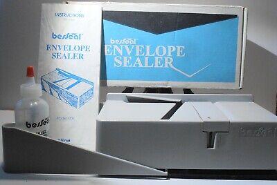 Besseal Envelope Sealer Up To 30 Envelopesminute Complete